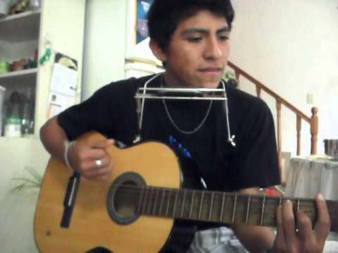Tan solo (cover) de Los Piojos guitarra y armonica