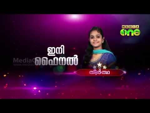Theertha steps to Grand Finale