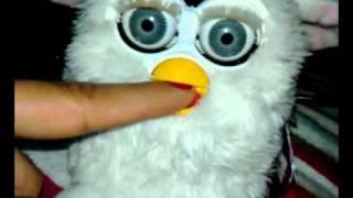 """Furby """"YUMMM"""""""