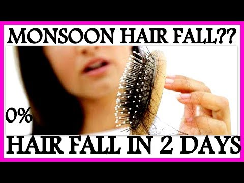 Stop Hair Fall in 2 days and Grow Hair Faster