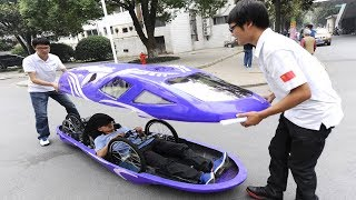 Only in China! 9 Technologies That Will Shock You