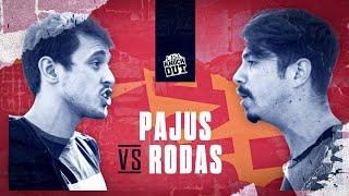 PAJUS VS RODAS | LIGA KNOCK OUT