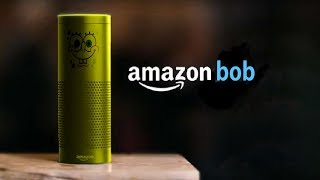 Amazon Echo: Spongebob Edition