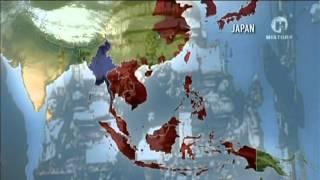 Druhá svetová vo farbe - Peklo pod čereným slnkom