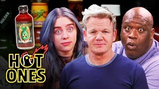 The Best Da Bomb Reactions of 2019 | Hot Ones