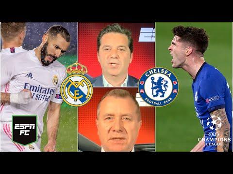 ANÁLISIS Real Madrid vs Chelsea empataron en Champions League. Benzema y Pulisic, FIGURAS   ESPN FC