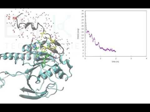RAD51-BRCA2 MD-Binding