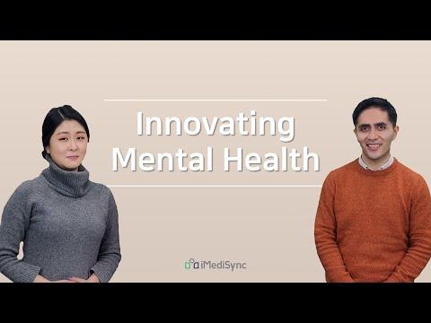 iMediSync: Innovating Mental Health at CES 2021