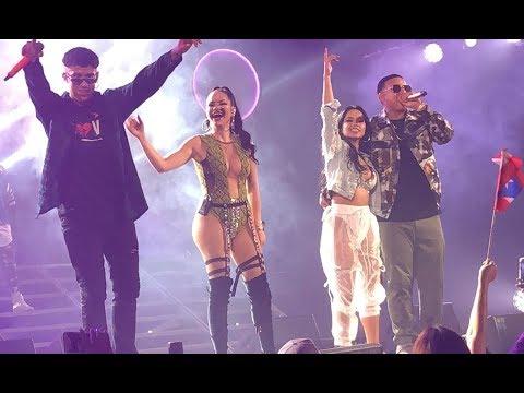 ¡Viva Latino! Chicago - Daddy Yankee | Dura (REMIX) ft. Bad Bunny, Natti Natasha, and Becky G