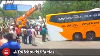Karnataka Congress & JDS MLA'S nearly 75MLA's of Congress & JDS reached Hyderabad Taj Krishna