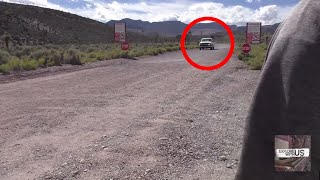 AREA 51 WE WEREN'T EXPECTING THIS ... WE HAD TO FOLLOW
