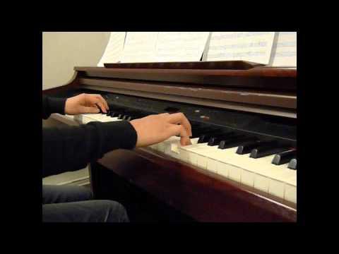 Mayday五月天【知足】鋼琴版 piano by CHM