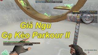 Giả Ngu Gạ Kèo Map Parkour II Và Cái Kết Quá Bất Ngờ | TQ97
