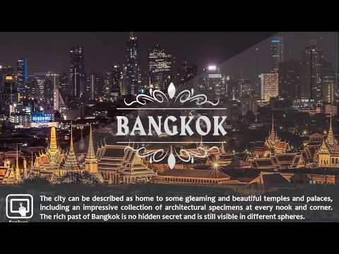 Bangkok Tour and Packages - Phuket Boutiques Co. Ltd.