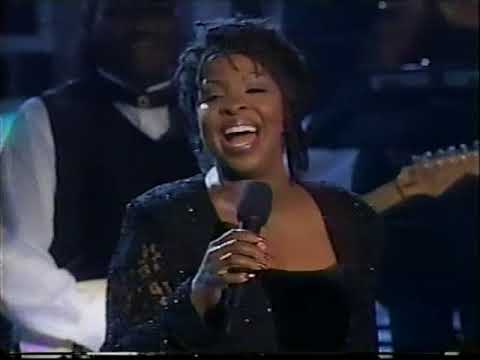 Gladys Knight - In performance at the White House - June 17, 1997