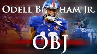 Odell Beckham Jr. - OBJ