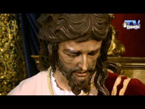 Besamanos extraordinario de Nuestro Padre Jesús del Soberano Poder