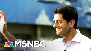 House Speaker Paul Ryan Discusses President Donald Trump's Feuds With GOP | Morning Joe | MSNBC