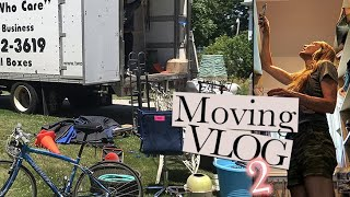 Moving Vlog | 3 Days To Go + Moving Day!