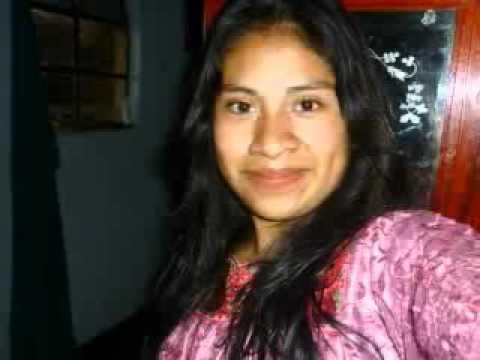 mujeres de guatema ostuncalco 2011