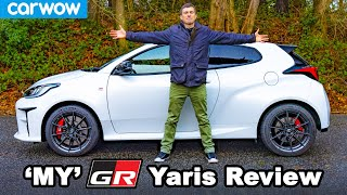 My new Toyota GR Yaris daily driver: what I love and don't love about it!