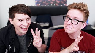 Dan and Tyler play NEVER HAVE I EVER!