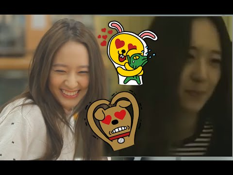 BITCHY?! KRYSTAL JUNG SOOJUNG IS THE CUTEST RAY OF SUNSHINE.