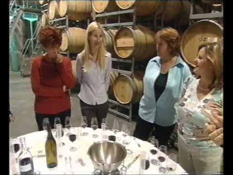 Sandalford Wines on Getaway (TV Program)