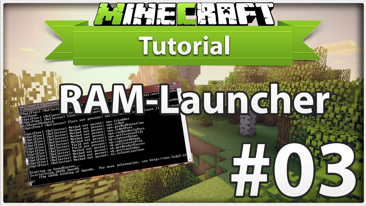 Minecraft 4gb ram launcher telecharger // fithilero ml