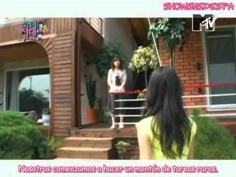 [09.27.07] SNSD MTV EP 1 Parte 2 - Sooyoung Part 1/2 [Sub Español]