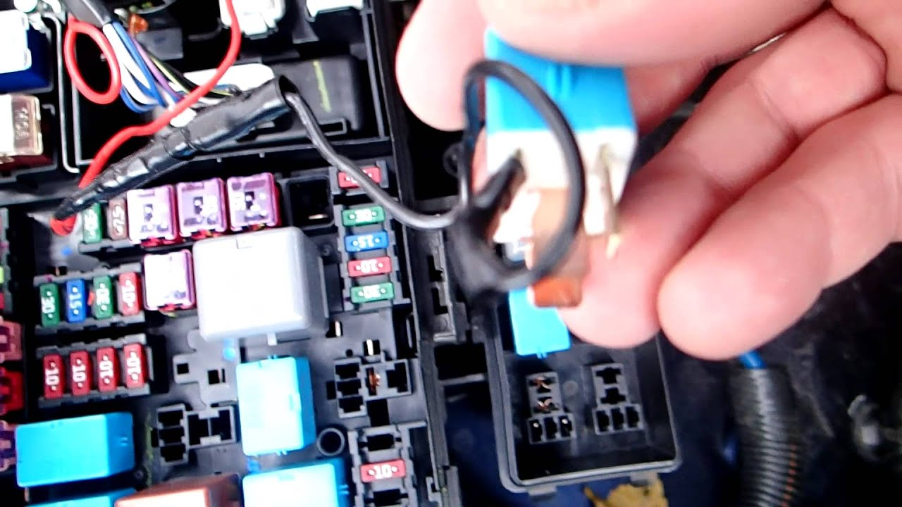 toyota headlight switch wiring diagram 2012    toyota    tacoma anytime fog light mod youtube  2012    toyota    tacoma anytime fog light mod youtube