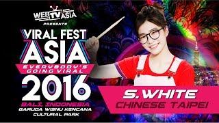 Viral Fest Asia Gala Dinner - S.White 羅小白 Performance