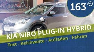 Kia Niro Plug In Hybrid im Test - Elektrische Reichweite, Aufladen, Ausstattung, Test - Deutsch 4k