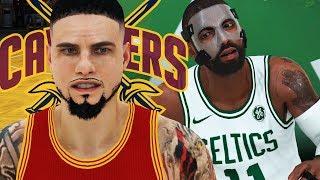 NBA 2K18 MyCAREER - Masked Kyrie vs Adrian! DeShawn Harris Coming Back!!!