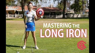Mastering Long Irons  | Golf with Aimee