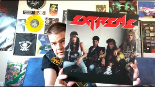 Extreme 1989 Debut Album Vinyl is Beautiful Reissue Review and Unboxing!