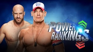 Cena rises (finally) up the WWE Power Rankings: July 9, 2016