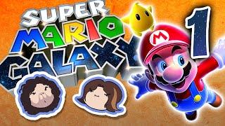 Super Mario Galaxy: Serious Business - PART 1 - Game Grumps