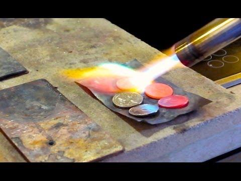 Если нагреть металл и остудить то