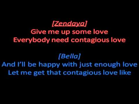 Baixar Bella Thorne And Zendaya - Contagious Love - Lyrics