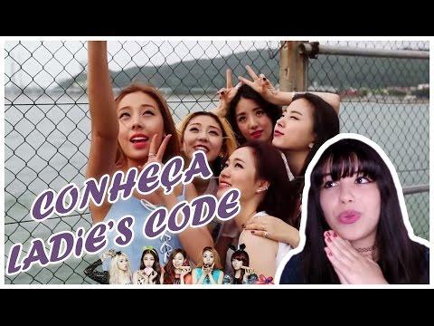 KPOP - CONHEÇA O GRUPO LADIES' CODE