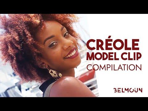 BELMOUN Créole Model Clip - GUADELOUPE (compilation)