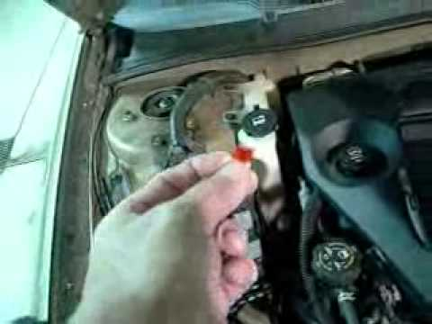 Replace 2006 Chevy Impala Windshield Washer Pump Fuse ...