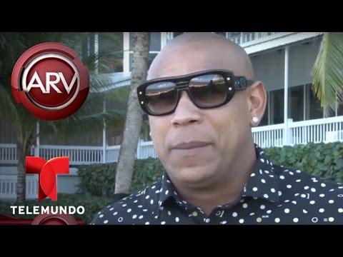 Alexander habla con Telemundo sobre el tema Traidora junto a Marc Anthony
