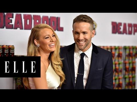 Blake Lively & Ryan Reynolds' Sweetest Moments | ELLE