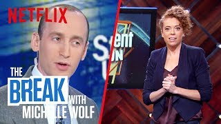 The Break with Michelle Wolf | Entertainment Explosion | Netflix