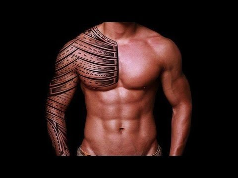 Oricults 10 most extreme 3d tattoos musica movil for Best tattoos ever for man