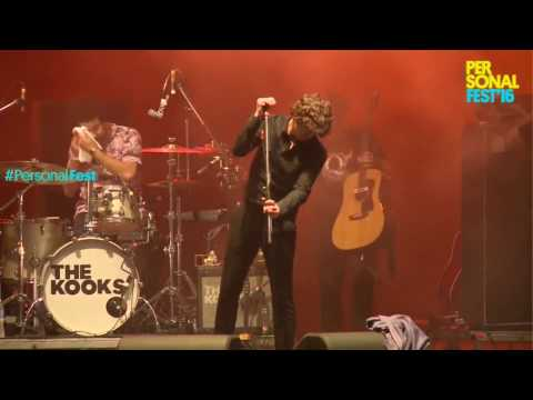 The Kooks - Gap (Personal Fest 2016, Buenos Aires, Argentina) [HD]
