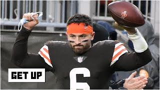 Has Baker Mayfield done enough to be the Browns' franchise QB? | Get Up