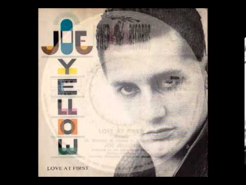 Joe Yellow - Love At First | Italo Disco on 7